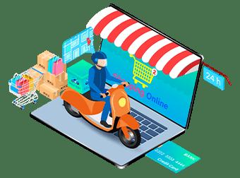 معرفی 6 روش برای ارسال محصولات فروشگاه اینترنتی