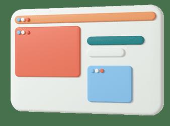 استفاده از تکنیک فضای خالی در طراحی سایت