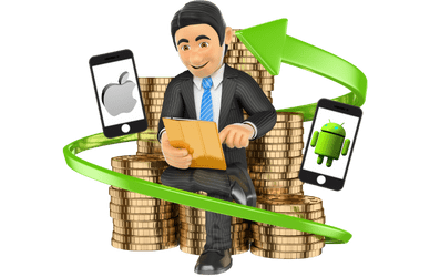 درآمد اپلیکیشن های رایگان از کجاست؟
