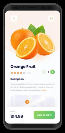 اپلیکیشن باغ میوه