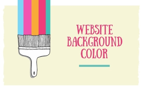 انتخاب رنگ در طراحی سایت