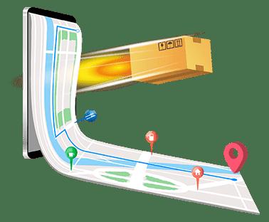 ارسال محصولات فروشگاه اینترنتی